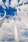 United States Air Force Memorial, Arlington, VA