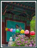 Sudeoksa Buddhist Temple  수덕사 - Korea