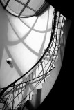 Cubist Museum Stairs