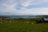 View from East End of Inishbofin Island Co. Galway