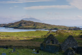 View from Graveyard on Inishbofin Co. Galway