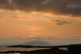 Sunrise from East End Harbour Wall Inishbofin Co.Galway