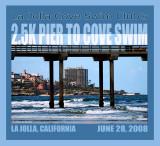 La Jolla Cove Swim Club's 2.5K Pier to Cove Swim 2008