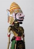 Wayang Golek Puppets - Indra