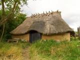 Iron-age house
