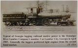 Ocmulgee River Locomotive