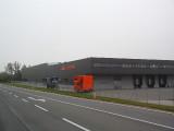 KTM Warehouse at Mattighofen Austria