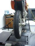 Street Tire Preferred for Dynamometer Runs