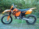 KTM 300XC, XC-W 2007