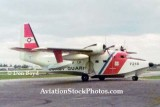 Mid 1970's - USCG Grumman HU-16E Albatross #CG-7218 taxiing in to clear Customs