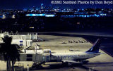 Delta Express B737-247Adv N382DL airline aviation stock photo