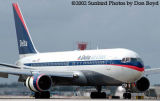 Delta Airlines B767-232 N109DL airline aviation stock photo