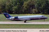 Atlantic Coast (United Express) CL-600-2B19 N677BR airline aviation stock photo #US02_1528