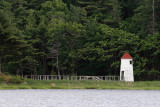 One of the Kennebec River Range lights.