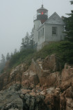 Got to get that famous Bass Harbor Lighthouse photo!