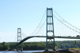 The bridge going over to Deer Isle is a pretty one.