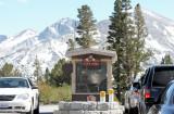 Tioga Pass (Elev. 9,945 ft.)