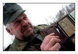 Bernard the Hunter Shows His ID - Poland