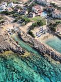 Protaras, Cyprus (from a kite)