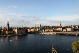 The view from Sodermalm