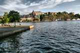 View of Sodermalm island