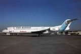 Fokker FK100 HL-7211