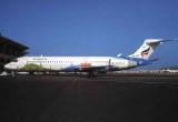 Boeing 717 HS-PGQ