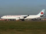 A340-200 C-GDVW