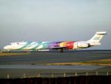 MD-90 JA-8064