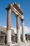 Capri, Sorrento & Pompeii
