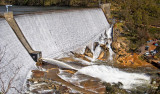 Wellington Dam spring run-off