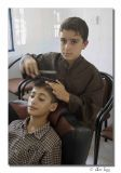 A very young Barber