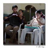 Music Class at Roj Centre