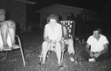 1960's - Clarice Gram Arnold, Dot Sweeney, Bill Sweeney, Bill Sweeney Jr.