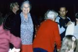 Mid 1980's - Aunt Norma at Karen Dawn's participation in the Miami Shores Presbyterian Church Living Nativity