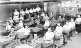 1958-1959 - Mr. Korkose's 6th grade class at Glenn H. Curtiss Elementary School