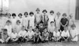 1926 (approx) - Shadowlawn Elementary School in Miami, Jack High 4th from left on bottom row