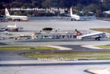 1983 - the General Aviation Center front and back ramps at Miami International Airport
