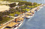 1920's - yachts at the downtown yacht anchorage