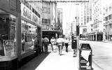 1950's - looking west at the Drug City on Flagler Street and SE 3rd Avenue, downtown Miami