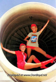 Stewardesses when they were young, beautiful and sexy gallery - click on image to view other images