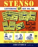 Stenso Lettering Sets