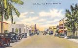 1940's - NE 2nd Avenue in Little River, Miami