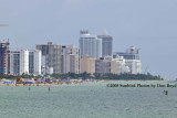 2008 - the Miami Beach skyline as viewed from the real South Beach