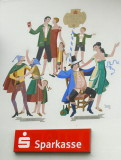 ANOTHER JOLLY BANK WALL PAINTING
