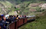Train to Riobamba (Ecuador)