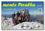 MONTE PERALBA  (Alpi Carniche)  9/10 settembre 2006
