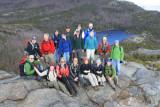 Tumbledown hike 11-1-09