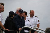 Präsident Köhler     Wir waren zufällig mit der Kamera