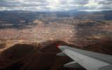 Arriving Cuzco